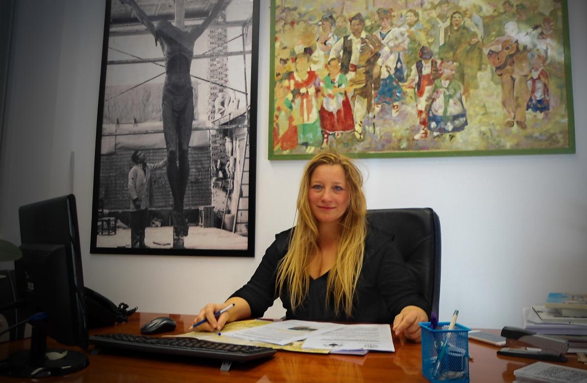 Entrevista a Mª Luisa Mtez. León(Concejala Cultura de Alcantarilla)