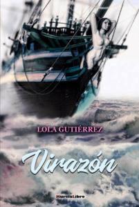 PORTADA LIBRO VIRAZON DE LOLA GUTIERREZ