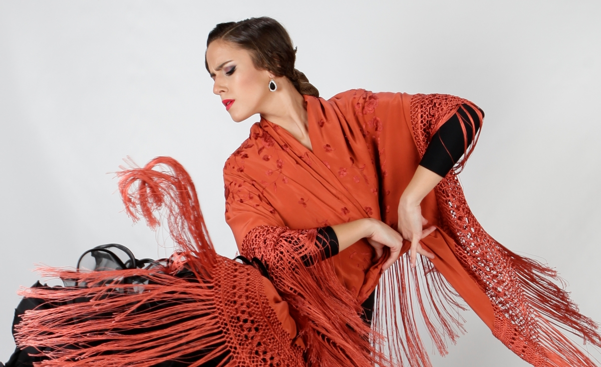 Entrevista a Mercedes Carrillo, bailaora flamenca
