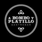 LOGO A BOMBO Y PLATILLO