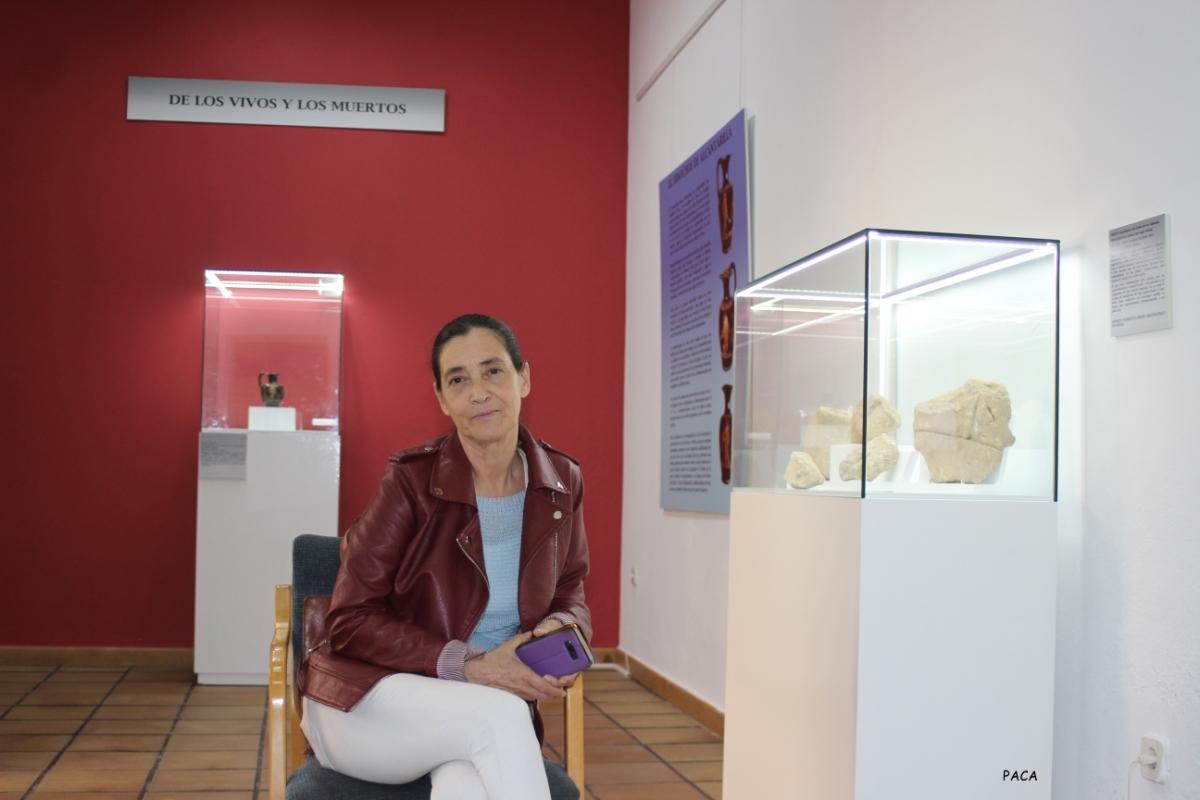 Entrevista a Magdalena Garcia Belmonte, (Concejala Independiente Ayuntamiento de Alcantarilla)