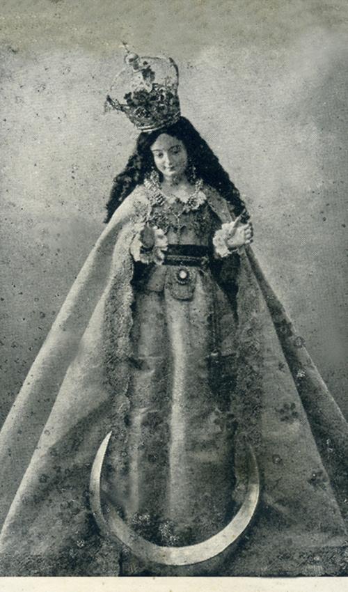 Virgen actual 1939