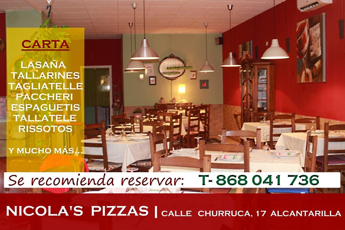 nicolas pizza nuevo cartel
